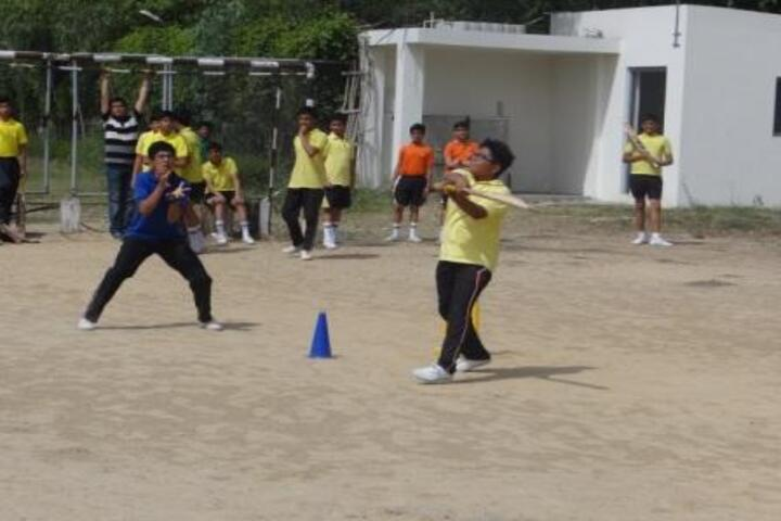 Shirdi Sai Public School-Games