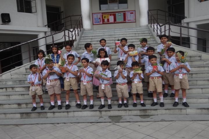 Shirdi Sai Public School-Kids