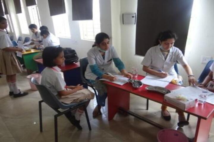Shirdi Sai Public School-Medical