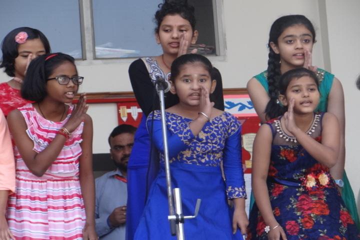 Shirdi Sai Public School-Singing