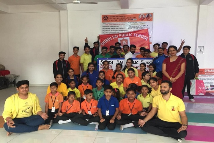 Shirdi Sai Public School-Yoga