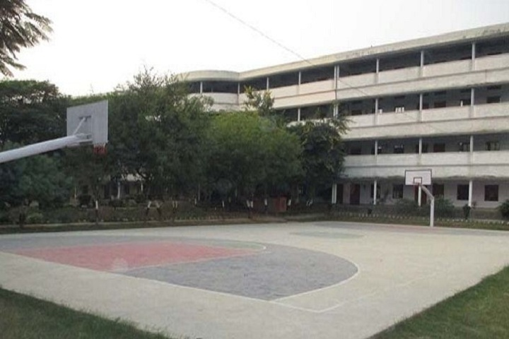 Shiv Ganga Vidya Mandir-Basket Ball Court