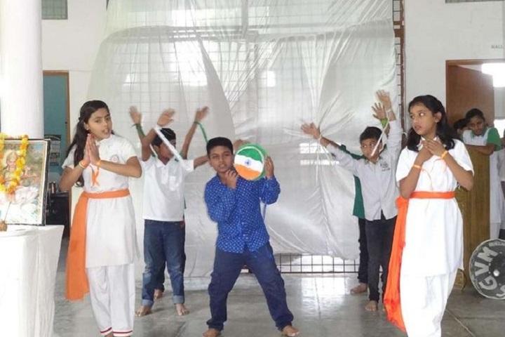 Shiv Ganga Vidya Mandir-Independence Day