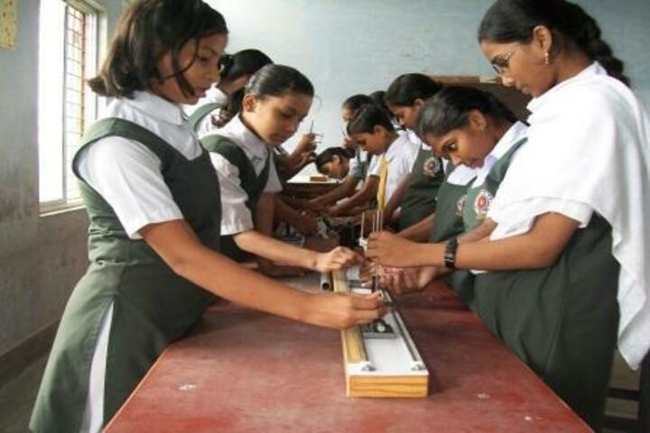 Shiv Ganga Vidya Mandir-Physics Lab