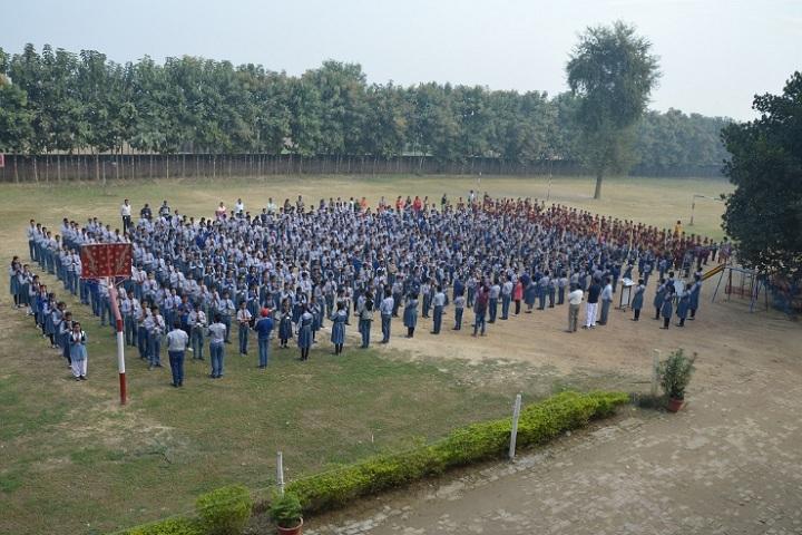Shiv Shakti Public School-Assembly
