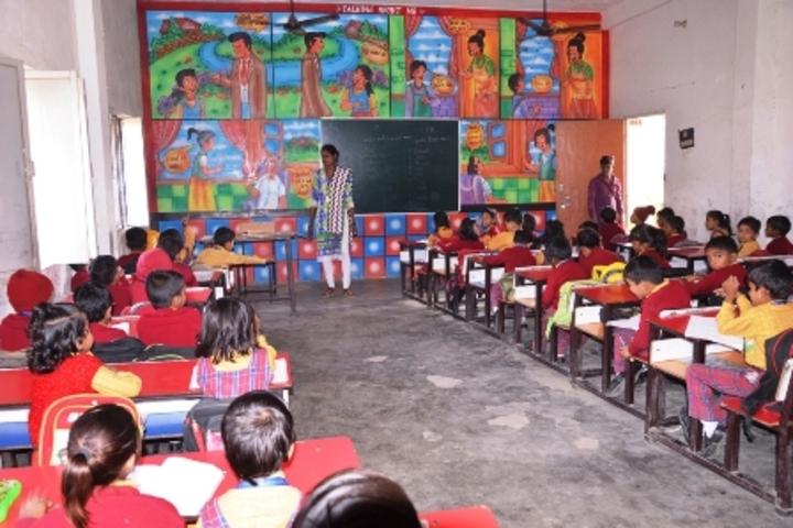 Shiv Shakti Public School-Classroom