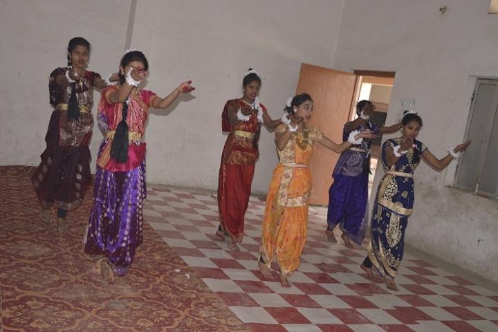 Shiv Shakti Public School-Dance
