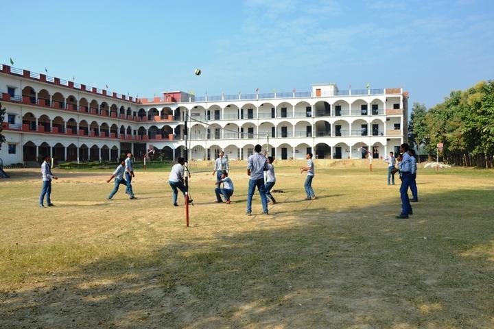 Shiv Shakti Public School-Play ground