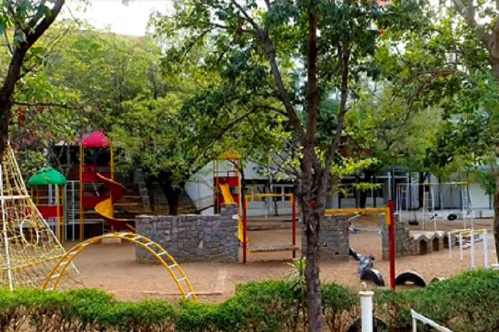 Glendale Academy - Play Area