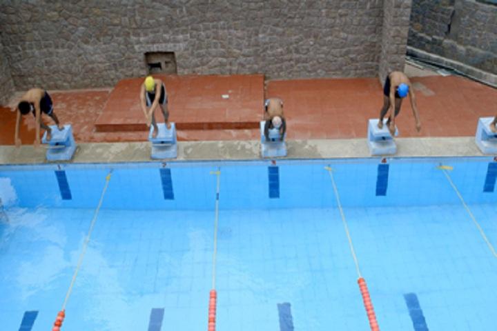 Glendale Academy - Swimmimg Pool