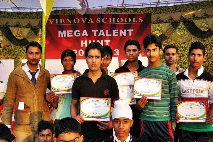 Shivam Public School-Certificates Presentation
