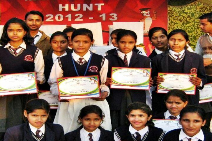 Shivam Public School-Graduates