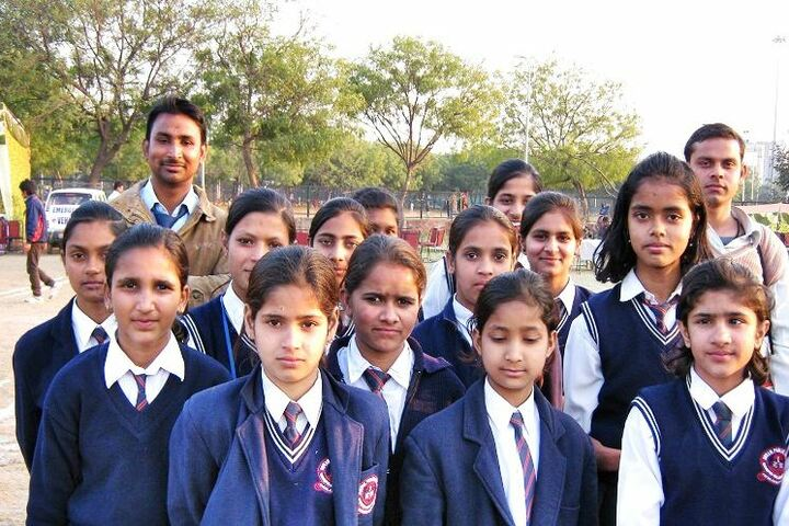 Shivam Public School-Group Photo