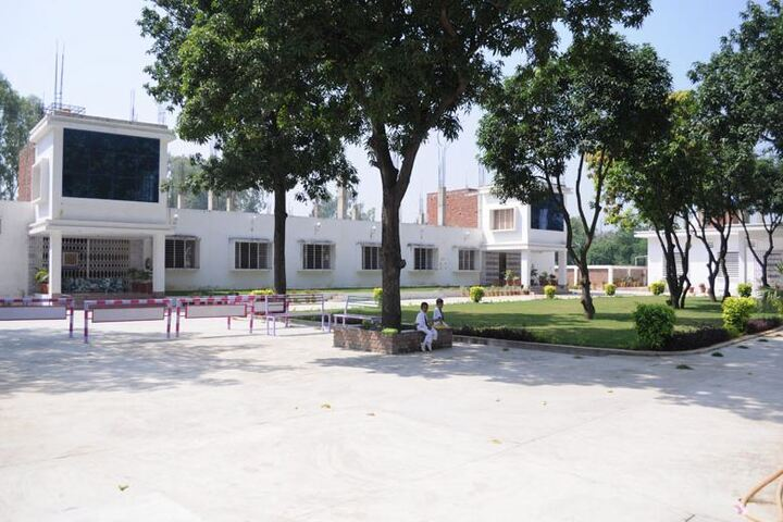 Shree Chandrasen Memorial Children Academy-Playarea