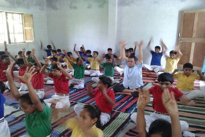 Shree Dutt Memorial Public School Of Science And Commerce-Yoga