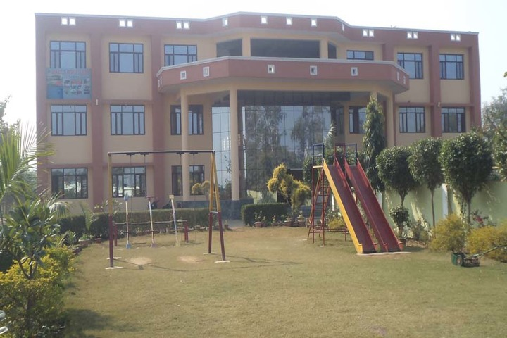 Shree Ji Public School-Campus