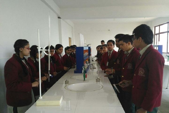 Shree Ji Public School-Chemistry Lab