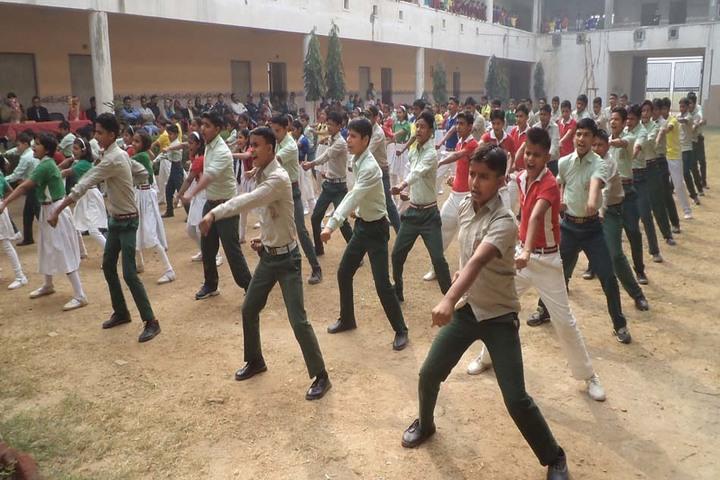 Shree Ji Public School-Karate