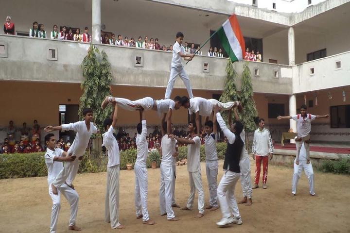 Shree Ji Public School-Physical Activity