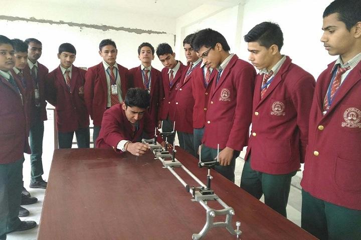 Shree Ji Public School-Physics Lab