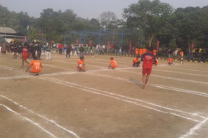 Shree Ji Public School-Sports