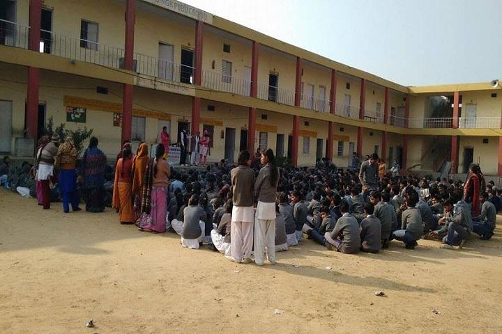 Shri Balwant Singh Public School-Campus