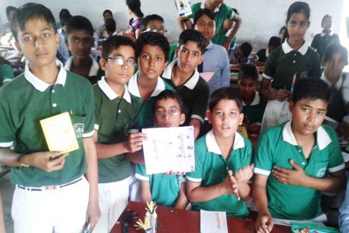 Shri Balwant Singh Public School-Activity