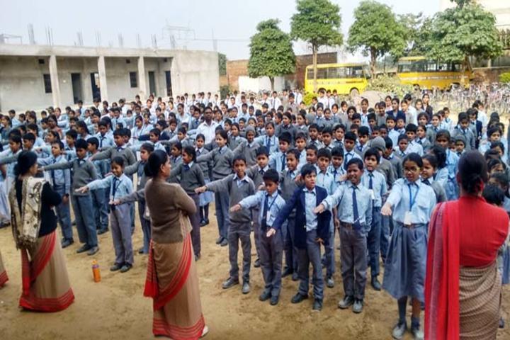 Shri Balwant Singh Public School-Assembly