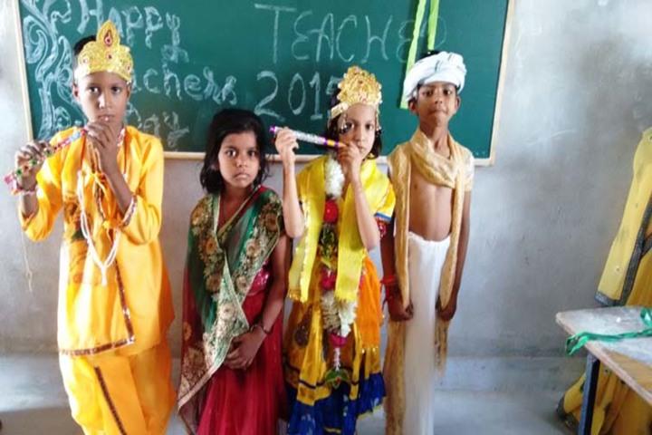 Shri Balwant Singh Public School-Janmastami Celebrations