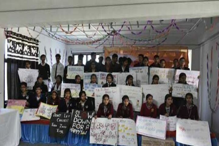 Shri Bhuvnesh Bhushan Sharma Smriti Vidyapeeth-Students