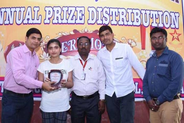 Shri Bhuvnesh Bhushan Sharma Smriti Vidyapeeth-Achievement