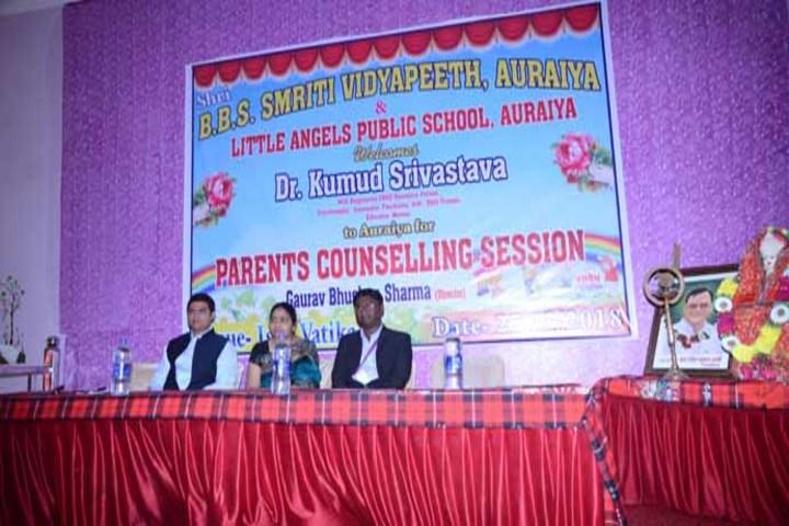 Shri Bhuvnesh Bhushan Sharma Smriti Vidyapeeth-Counselling Session