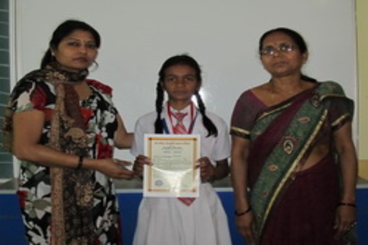 Shri Bihari Lal Kushwaha Memorial Oxford English School-Achievement