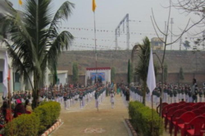 Shri Bihari Lal Kushwaha Memorial Oxford English School-Assembly