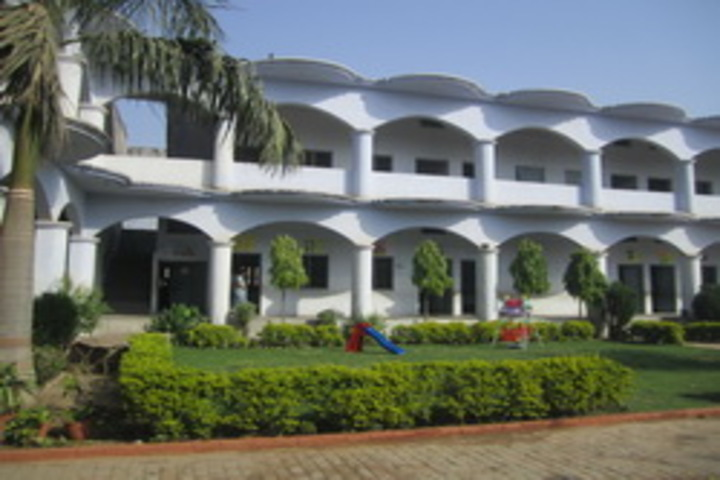 Shri Bihari Lal Kushwaha Memorial Oxford English School-Campus View