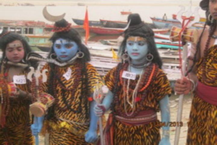 Shri Bihari Lal Kushwaha Memorial Oxford English School-Playrole