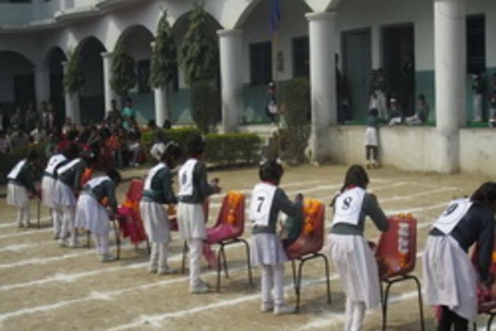 Shri Bihari Lal Kushwaha Memorial Oxford English School-Sports