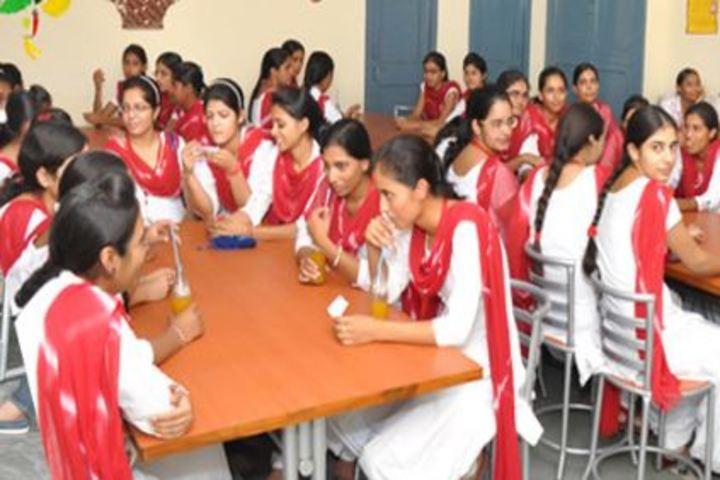 Shri Girraj Maharaj Global Public School-Canteen
