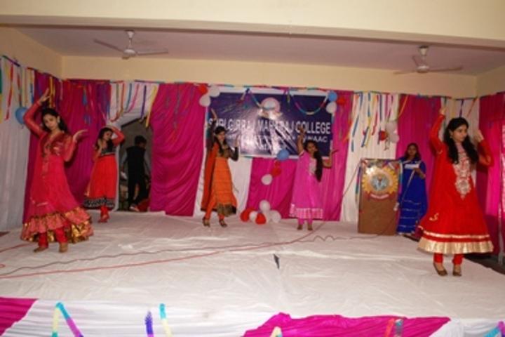 Shri Girraj Maharaj Global Public School-Dance Performance
