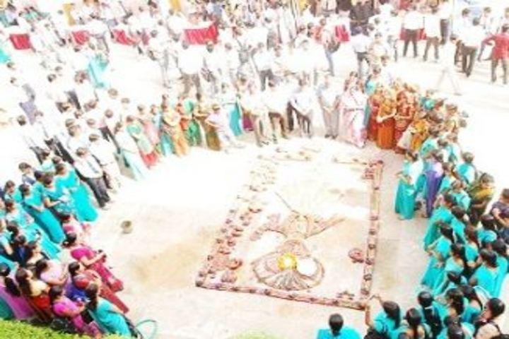 Shri Girraj Maharaj Global Public School-Festival Celebration