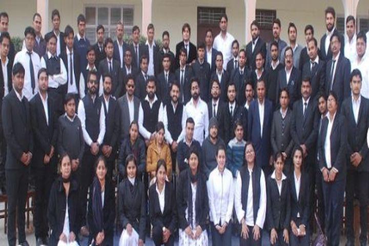 Shri Girraj Maharaj Global Public School-Group Photo