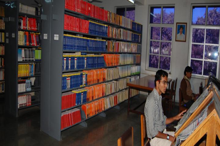 Shri Girraj Maharaj Global Public School-Library