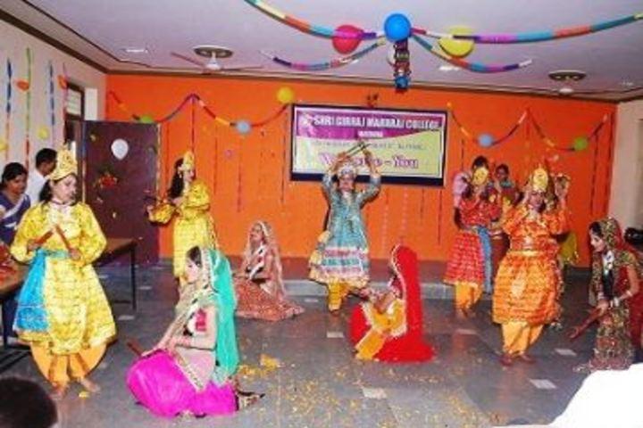 Shri Girraj Maharaj Global Public School-Playrole