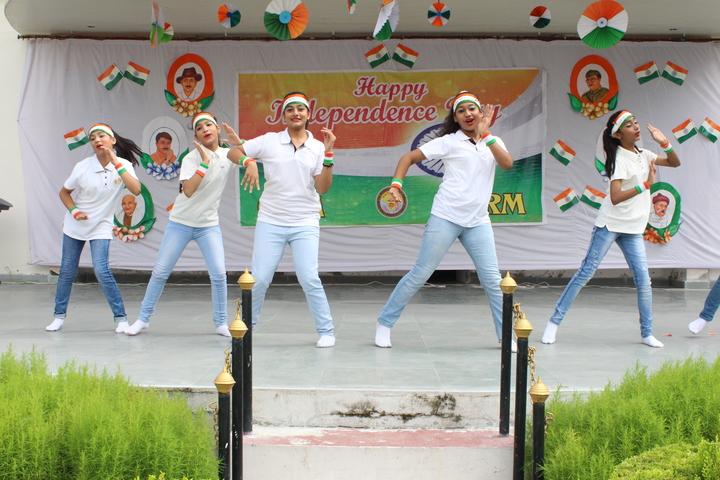 Shri Gulab Rai Montessori Senior Secondary School-Dance