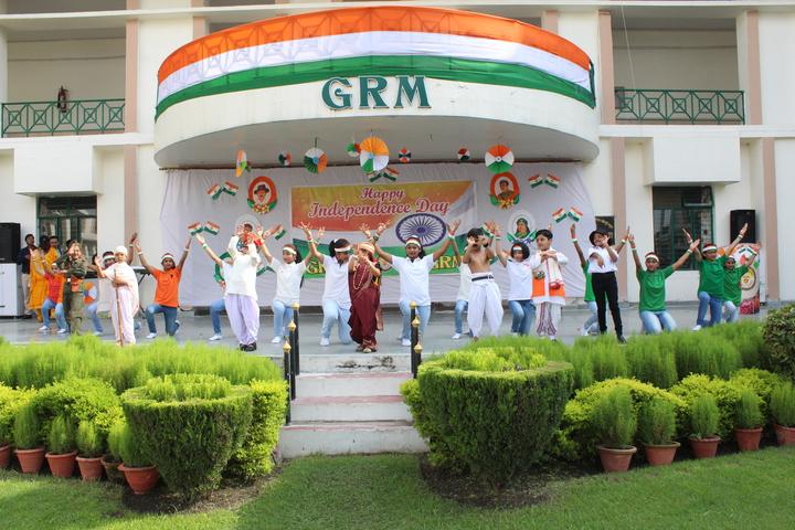 Shri Gulab Rai Montessori Senior Secondary School-Independence Day Celebration