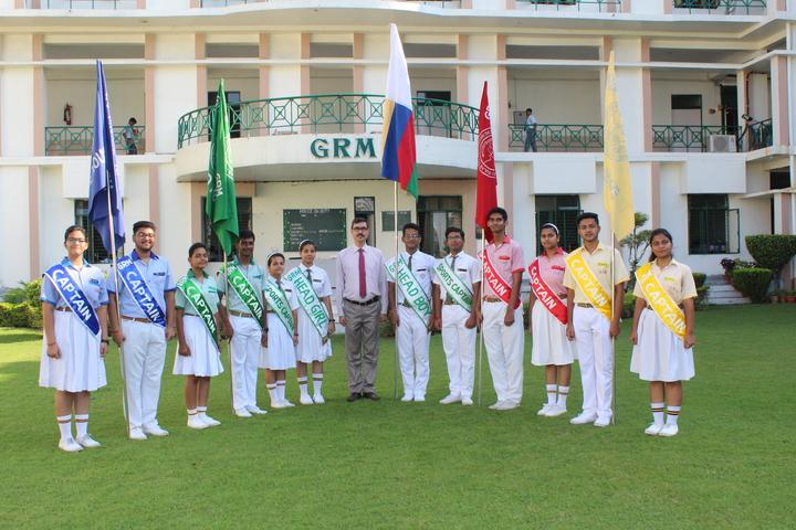 Shri Gulab Rai Montessori Senior Secondary School-Council Members
