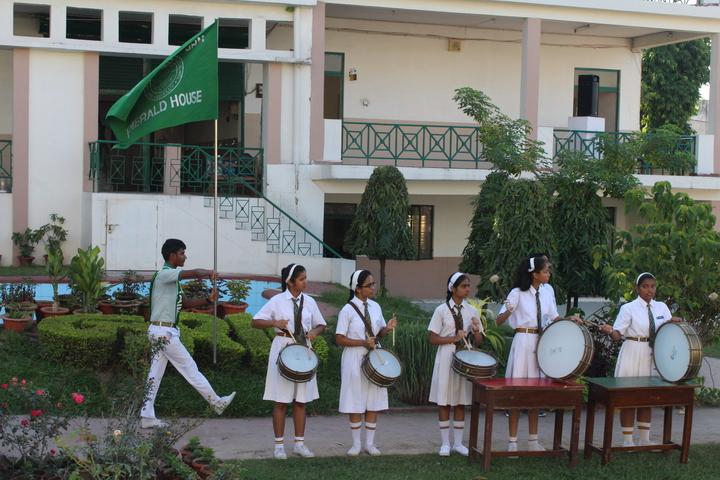 Shri Gulab Rai Montessori Senior Secondary School-School Band