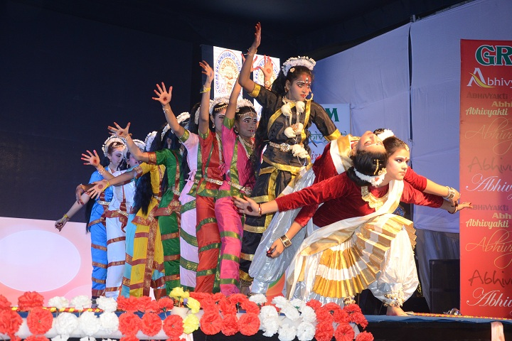 Shri Gulab Rai Montessori Senior Secondary School-Cultural Dance
