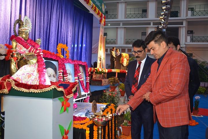 Shri Gulab Rai Montessori Senior Secondary School-Event Inagurations