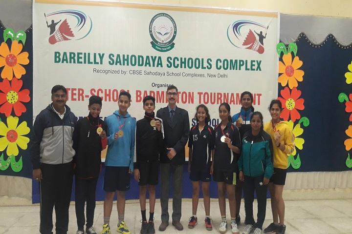Shri Gulab Rai Montessori Senior Secondary School-Sports